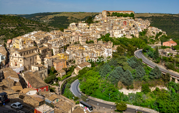 Old-Town-Ragusa-Ibla-Sicily-Italy - Photographs of Sicily, Italy.