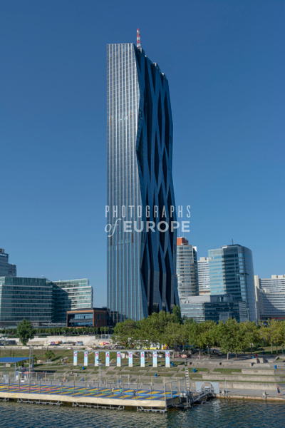 DC-Tower-Tech-Gate-Vienna-Austria - Photographs of Granada, Spain