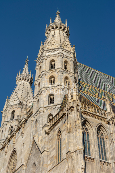 St-Stephen's-Cathedral-Stephansplatz-Vienna-Austria - Photographs of Granada, Spain