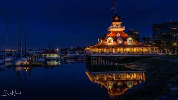 San Diego by ScottWatanabeImages