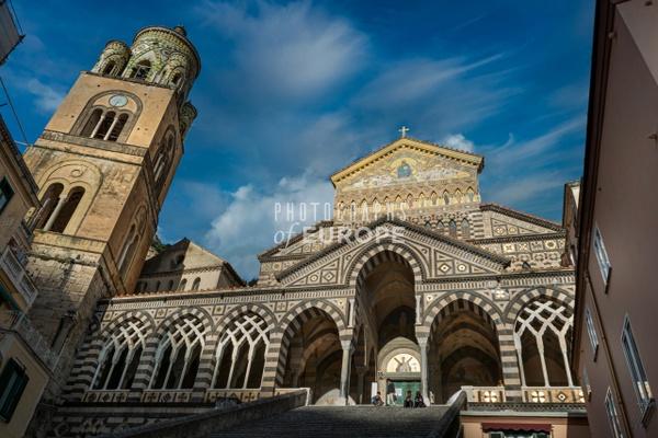 Amalfi-Cathedral-Amalfi-Coast-Italy - Photographs of the Amalfi Coast, Capri and Sorrento, Italy