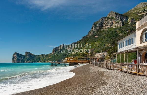 Marina-del-Cantone-Amalfi-Coast-Italy - Photographs of the Amalfi Coast, Capri and Sorrento, Italy