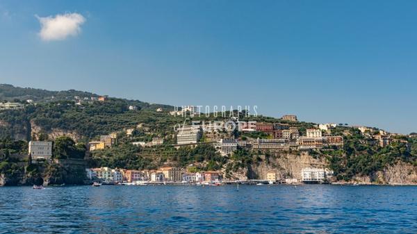 Sorrento-Coastline-Italy - Photographs of the Amalfi Coast, Capri and Sorrento, Italy