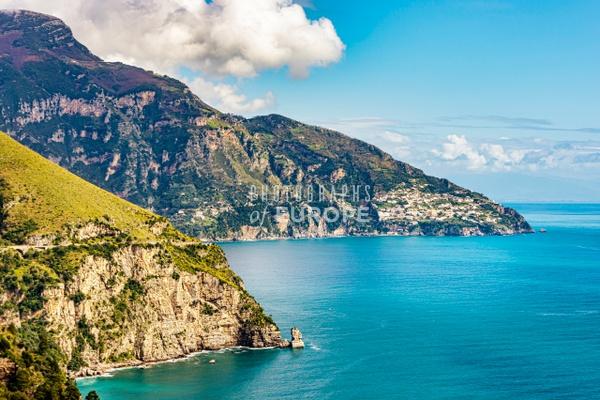 View-of-Amalfi-coast-Amalfi-Italy - Photographs of the Amalfi Coast, Capri and Sorrento, Italy