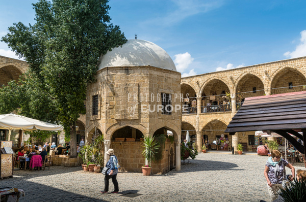 The-Great-Inn-The-Büyük-Han-North-Nicosia-North-Cyprus-3 - Photographs of famous buildings and places in North Cyprus.