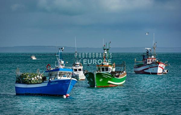 Fishing-boats-Cascais-Portugal - Photographs of Lisbon and Cascais, Portugal.