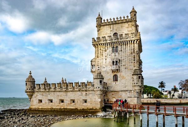 Belém-Tower-Lisbon-Portugal - Photographs of Lisbon and Cascais, Portugal.
