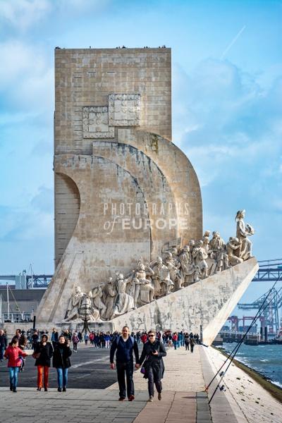 Padrão-dos-Descobrimentos-Discoveries-monument-Lisbon-Portugal - Photographs of Lisbon and Cascais, Portugal.