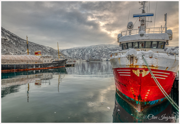 Cold harbour - Arctic - Ingymon Photography