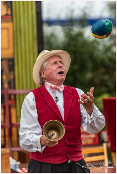 The Entertainer - People - Ingymon Photography