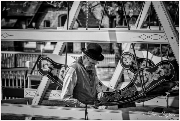 The Fairground Worker 2 - People - Ingymon Photography