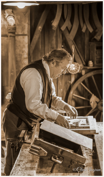 The craftsman - People - Ingymon Photography