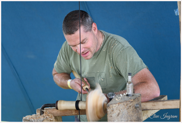 The Wood Turner - People - Ingymon Photography
