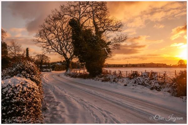 Xmas scene - Wales - Ingymon Photography