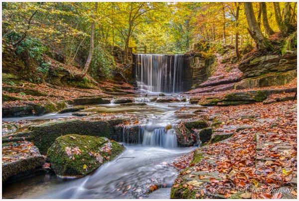 Nant Mill - Wales - Ingymon Photography