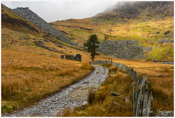 The road to chapel - Wales - Ingymon Photography