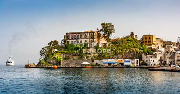 Municipal-offices-City-of-Lipari-Italy - Photographs of the Aeolian Islands, Italy