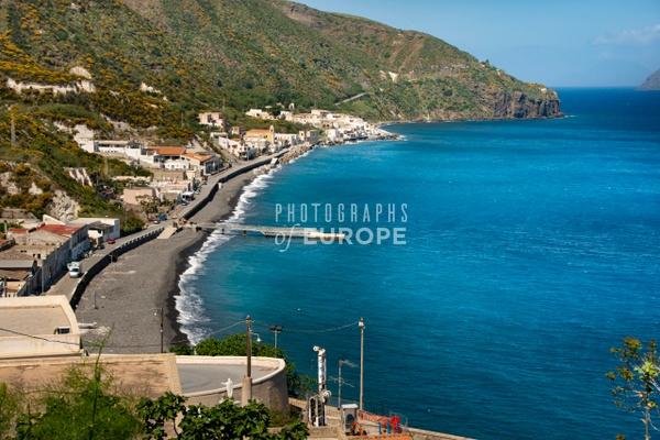 Spiaggia-Acquacalda-Salina-Aeolian-Islands-Italy - Photographs of the Aeolian Islands, Italy