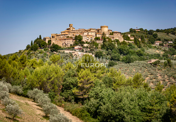 Hill-top-town-Umbria-Italy - Photographs of Umbria, Italy