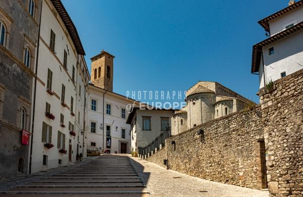 Spoleto-Umbria-Italy - Photographs of Umbria, Italy