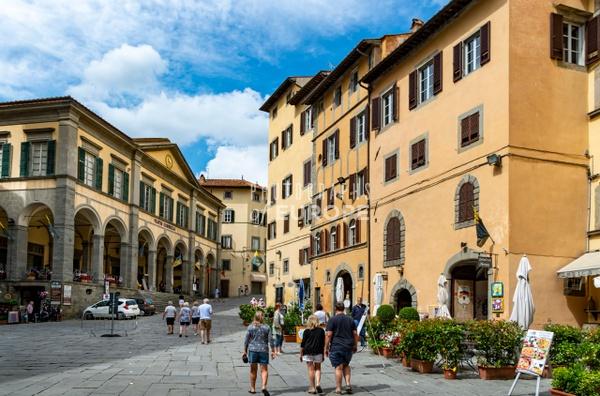 Teatro-Signorelli-Urbino-Le-Marche-Italy - Photographs of Umbria, Italy