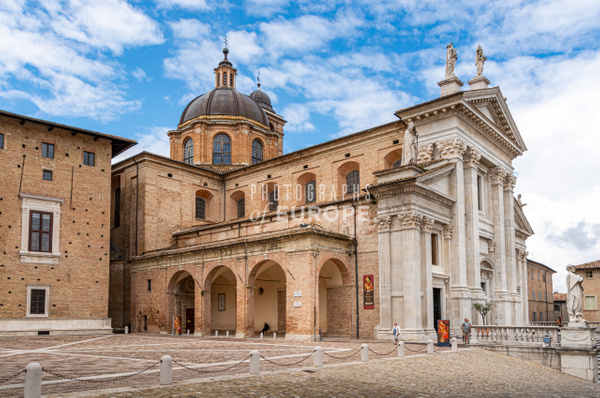 Urbino-Cathedral-Marche-Italy - Photographs of Umbria, Italy