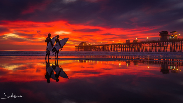 End of the Day by ScottWatanabeImages