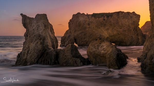 El Matador Beach - Sunset by ScottWatanabeImages