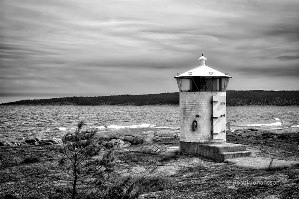 lighthouse-baltic sea-sweden