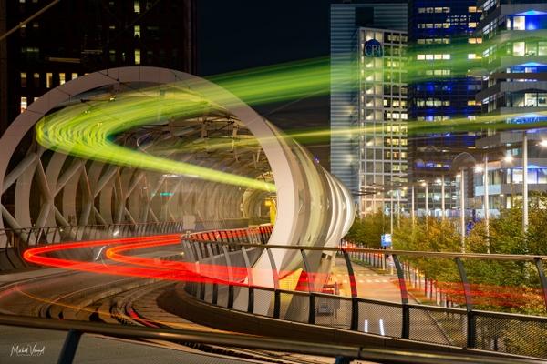 tram in Den Haag - Travel - Michel Voogd Photography