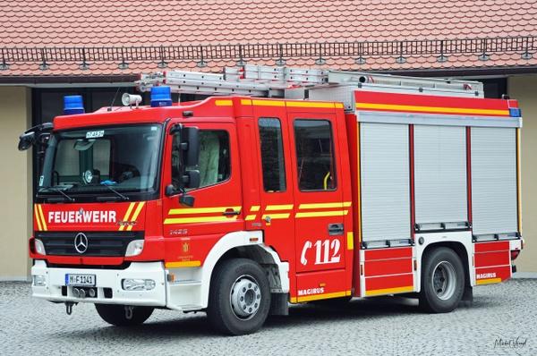 Pump München - Emergency Vehicles - Michel Voogd Photography