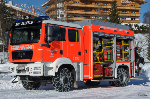 Rescue Seefeld - Emergency Vehicles - Michel Voogd Photography
