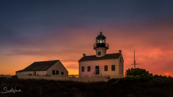 Old Point Loma Lighthouse 6 by ScottWatanabeImages