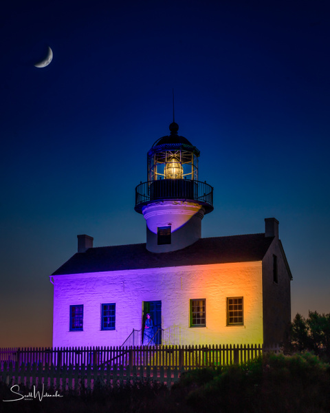Old Point Loma Lighthouse 7 P&G by...