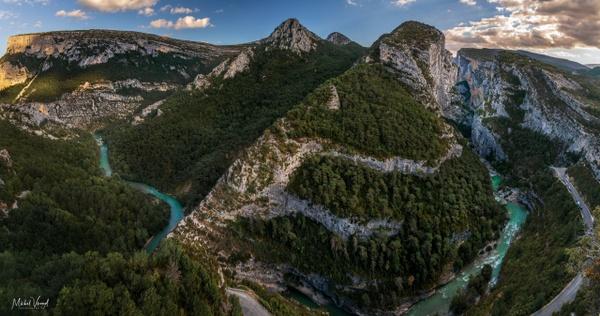 Grand Canyon du Verdon - Landscape - Michel Voogd Photography