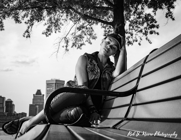 2018 McElla Francis 06 - Model - McElla Francis - Robert Moore Photography