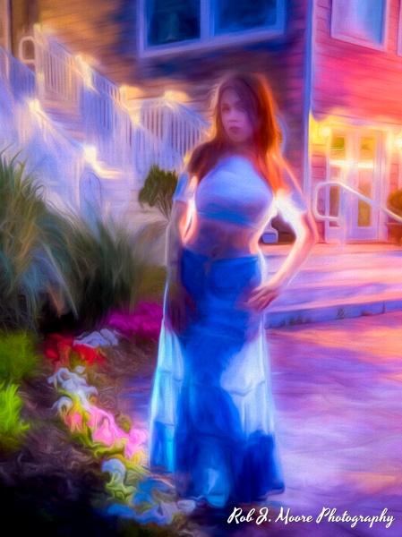 Ashlynn's Wvening - Art - Rob J Moore Photography