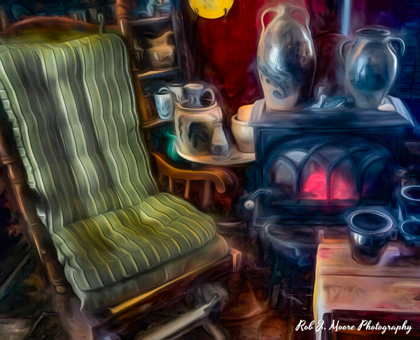 Comfortable - Art - Rob J Moore Photography