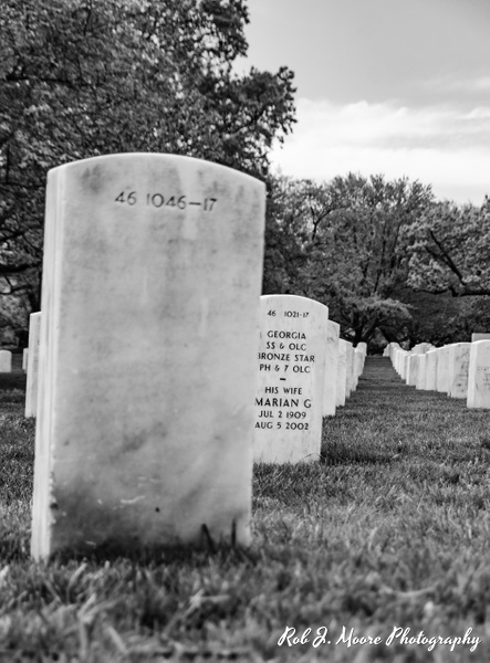 2019 Arlington 04 - Arlington National Cemetery - Robert Moore Photography