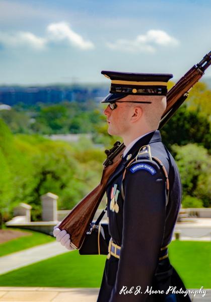 2019 Arlington 014 - Arlington National Cemetery - Robert Moore Photography