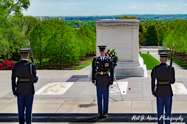 2019 Arlington 015 - Arlington National Cemetery - Robert Moore Photography