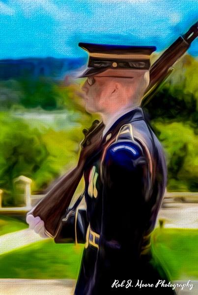 2019 Arlington 016 - Arlington National Cemetery - Robert Moore Photography