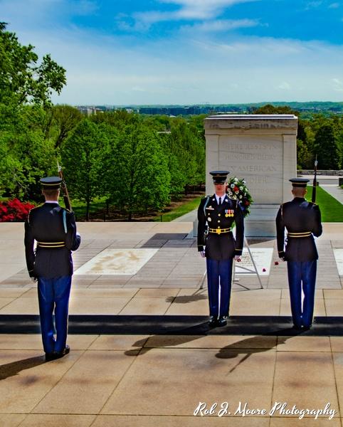 2019 Arlington - Arlington National Cemetery - Robert Moore Photography