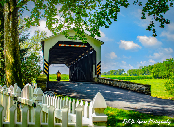 2019 Covered Bridges 03 - Covered Bridges - Robert Moore Photography
