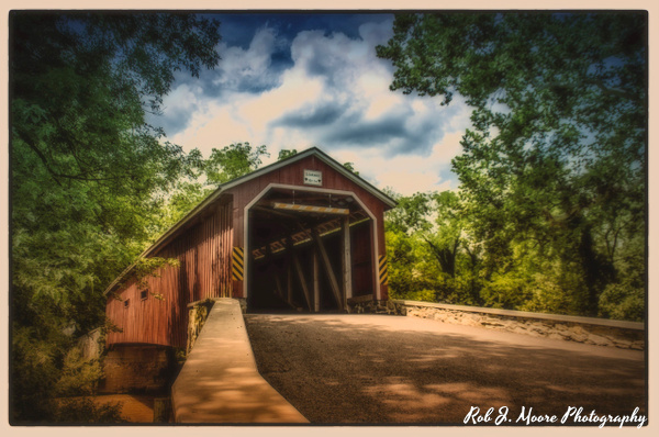 2019 Covered Bridges 08 - Covered Bridges - Robert Moore Photography