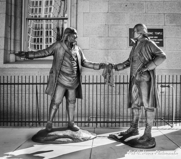 2019 Statues - Philadelphia - Robert Moore Photography
