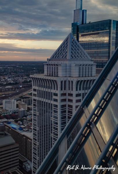 2019 Liberty Place Balcony 03 - Philadelphia - Robert Moore Photography