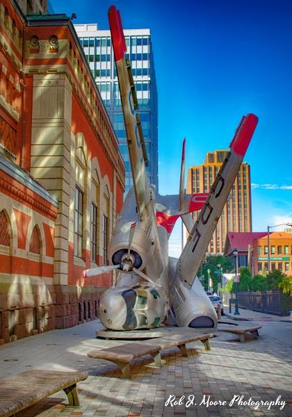 2019 Fallen Plane - Philadelphia - Robert Moore Photography