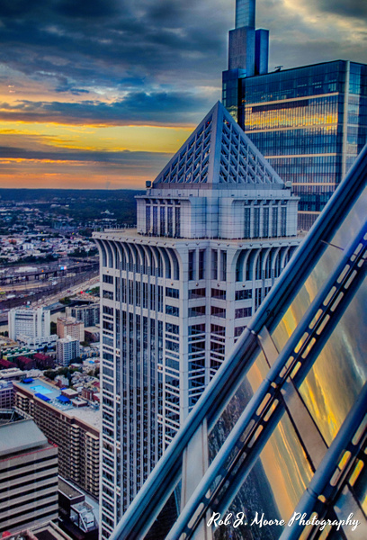 2019 Liberty Place Balcony 02 - Philadelphia - Robert Moore Photography