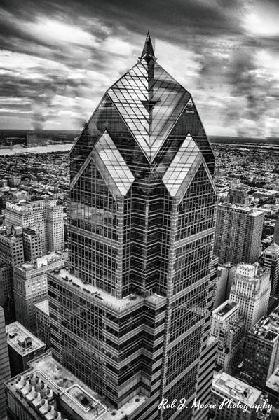 2919 Liberty Place Balcony - Philadelphia - Robert Moore Photography